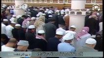 Salat Fajr Madinah Ali Hodayfi 26/01/2015