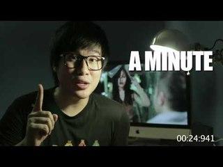 A MINUTE FOR A 900 VLOG - JINNYBOYTV