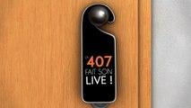 LA 407 FAIT SON LIVE ! Avec Buridane #01