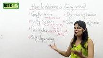 Spoken English Lessons - Niharika ( ESL ) - How to talk