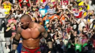 WWE WrestleMania 31 XXXI 2015 Full Show 29th March 2015 Part