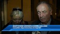 Résultats des élections départementales dans les Hautes-Alpes: la réaction de Daniel Galland