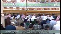 Salat Fajr Madinah Ahmed Taleb Hameed 20/01/2015
