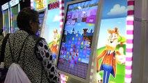 Candy Crush Saga Arcade & Flying Tickets, IAAPA 2014 - Arcade Heroes