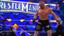 Undertaker vs Brock Lesnar Wrestlemania 30 highlights - dailymotion