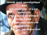 Slimane Azem... L'Algérie mon beau pays...