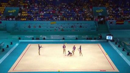 世界新体操選手権(Rhythmic Gymnastics World Championships)-2014 ベラルーシ1