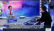 """"""" Notre but c'est d'informer les salariés sur leurs nouveaux employeurs """": Laurent Labbé – 30/03"""