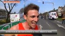 Prolongations : Trail Urbain du Mans 2015 (23/03/2015)