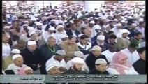 Salat isha Madinah Ali Hodayfi 18/01/2015