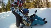 Montage Ski Val Cenis 2015
