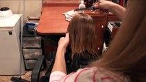 Haircut Videos - Long hair cut - long hair chopped short hair cut