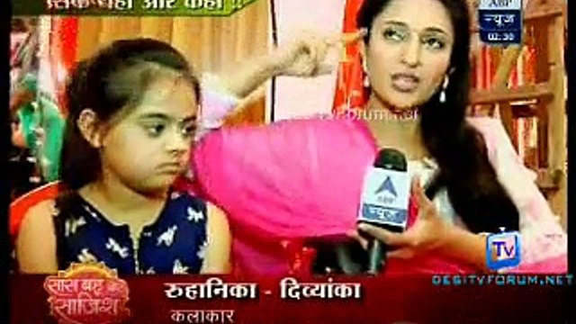 Saas Bahu Aur Saazish SBS [ABP News] 30th March 2015 Video pt1