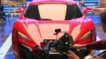 """Fast & Furious 7 / Featurette """"La Lykan"""" VOST [Au cinéma le 1er Avril]"""