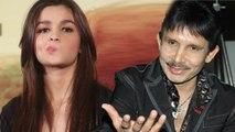 Kamaal R Khan Talks DIRTY & CHEAP About Alia Bhatt