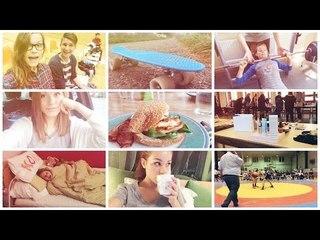 FOLLOW MY WEEK | Mona, Hunde, Wohnung, Flohmarkt, Schule, Alltag & vieles Mehr! :)