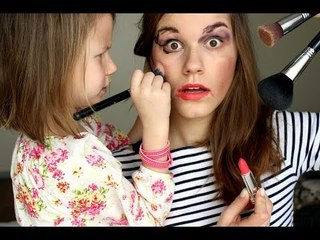 My Sister Does My Make-up