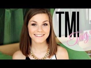 TMI TAG | Mein Gewicht, letzter Kuss, Tattoos