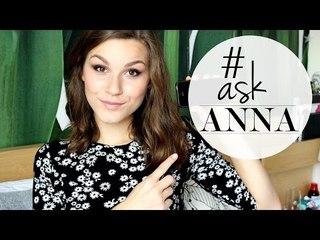 Mit YouTube aufhören? #AskAnna