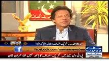 Imran Khan Makes Fun Of Altaf Hussain Crying Drama After The Death Of Imran Farooq