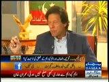 How did Karachi Operation Started  Imran Khan Telling