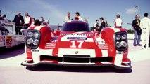 2015 WEC - Porsche 919 Hybrid and the Porsche 911 RSR Fresh boost