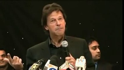 Imran Khan shows real face of Altaf Hussain