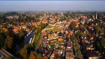 Winsumer filmt jaar lang Groningen vanuit de lucht - RTV Noord