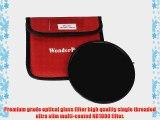 Fotodiox Pro 145mm Ultra Slim Neutral Density 1000 (10-Stop) Filter - Pro1 Ultra Slim Multi-Coated