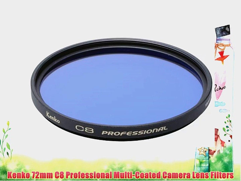 Kenko 58mm C8 Professional Multi-Coated Camera Lens Filters