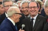 Quand le président tunisien confond François Hollande avec François Mitterrand - ZAPPING ACTU DU 30/03/2015