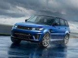 Essai Land Rover Range Rover Sport SVR 2015