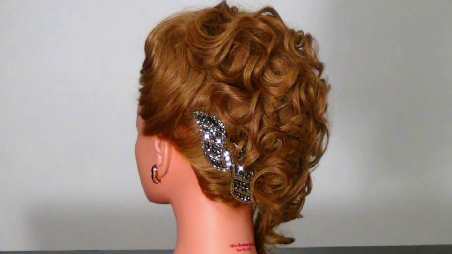 Easy Hairstyle Video - DIY hair style ideas - hair styles for long hair and  medium long hair