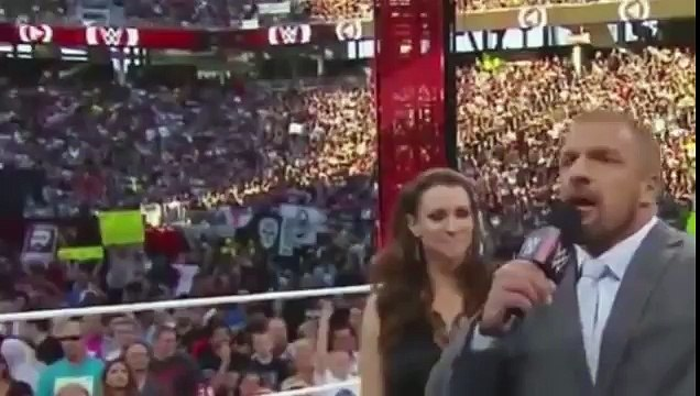The Rock and Ronda Rousey Take on Authority