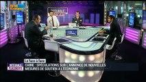 """La minute d'Olivier Delamarche: Chômage: """"L'alignement des planètes ? Je le cherche encore !"""" - 30/03"""