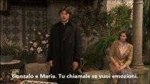Gonzalo e Maria Gonzalo Y Maria  Puntata 560  Maria rivela a Gonzalo il nome del suo aggressore
