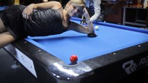 Venom Trickshots II- Episode III  Sexy Pool Trick Shots in Germany (HD)