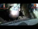 Reggio Calabria - 'Ndrangheta, scoperto bunker per latitanti a Bovalino (24.03.15)