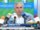 Copei: Gobierno pretende clausurar la AN