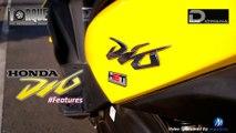 Honda Dio 110cc Features | Torque - The Automobile Show