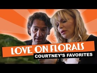 Courtney Love on Florals Part 4 ~ Courtney's Favorites
