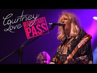 Courtney Love Backstage Pass ~ Part 2