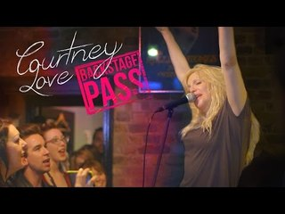 Courtney Love Backstage Pass ~ Part 4