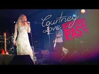 Courtney Love Backstage Pass ~ Part 3