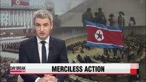 N. Korea warns of merciless action if S. Korea opens human rights office