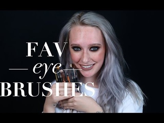 Fav Eye Brushes -Jkissamakeup