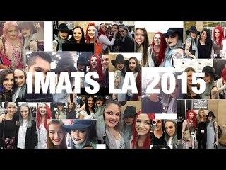 IMATS LA 2015- Vlog