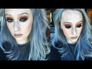 Melt Cosmetics Dark Matter Eyeshadow Tutorial