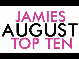 Favorites for August with a GIVEAWAY | Jamie Makeup Greenberg