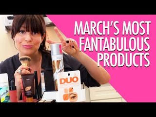 March's Most Fantabulous Products | Jamie Greenberg Makeup Artist